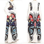 Whyte Butterfly dress
