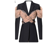 Sophisticated Doll Blazer