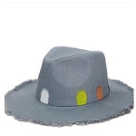 Denim Painters Hat