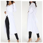 The White Shirt Dress