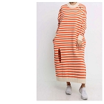 Stripe in Orange