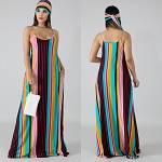 Donna stripey dress