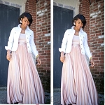 The Pank Pleated Skirt