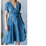 Tosha DEnim dress